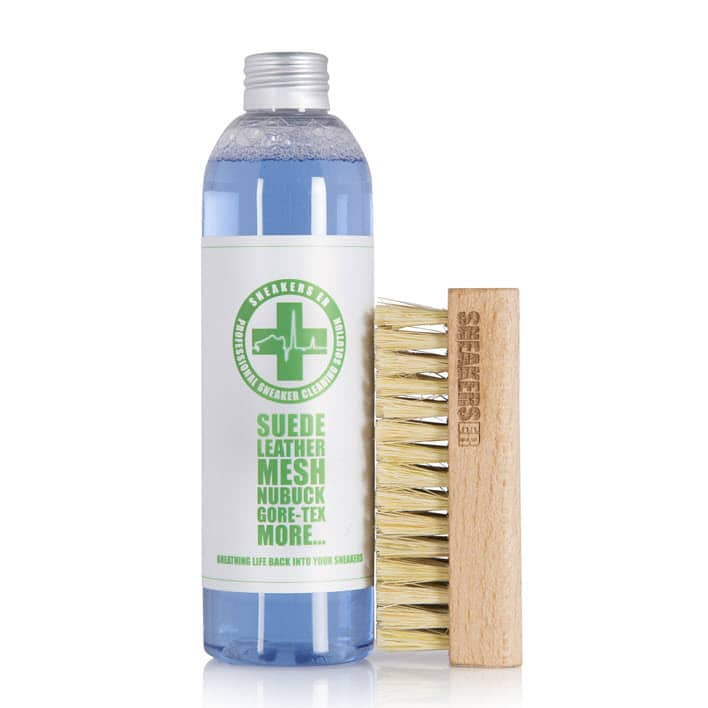 SneakersER Professional Clean and Brush Kit