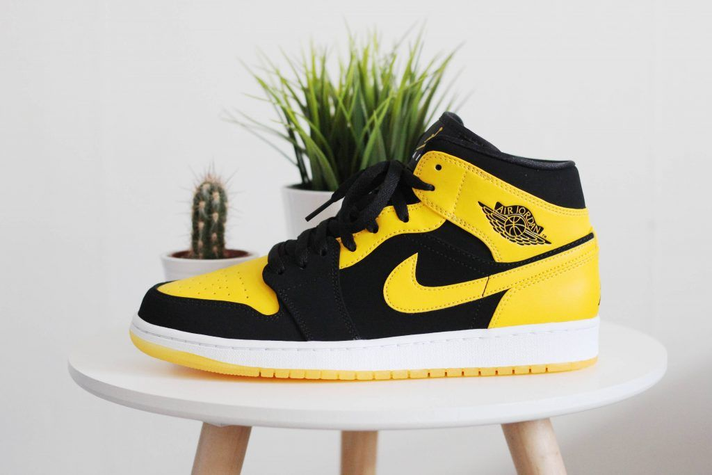 Nike Air Jordan 1 New Love