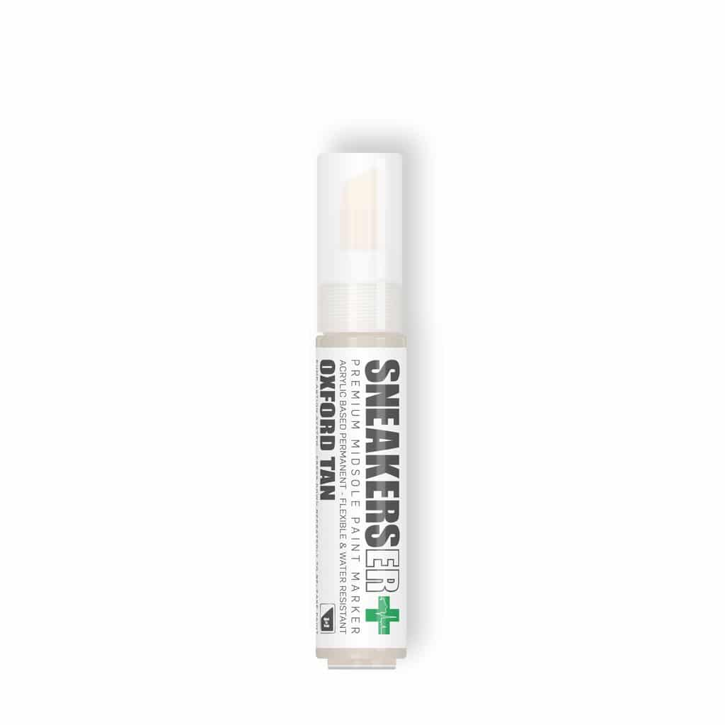 SneakersER Premium Midsole Paint Marker – 10mm Oxford Tan