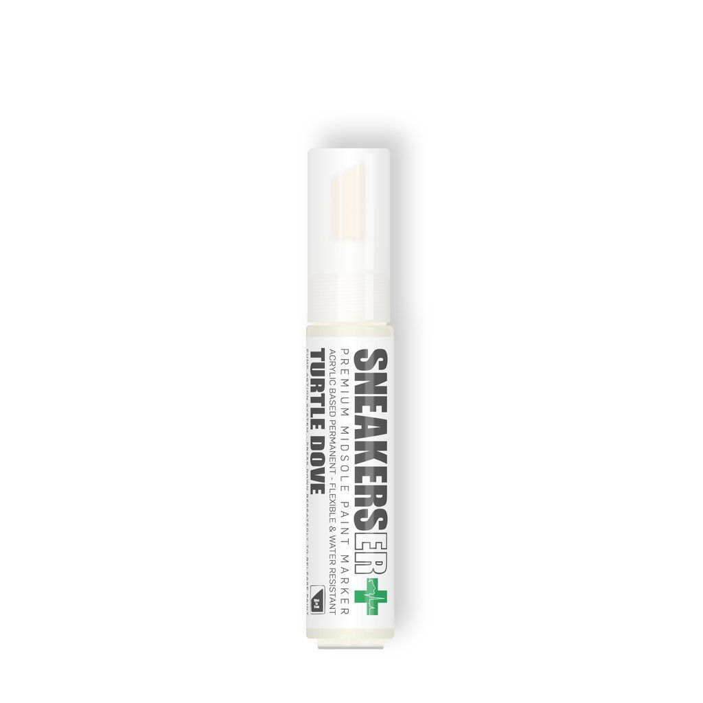 SneakersER Premium Midsole Paint Marker – 10mm Turtle dove