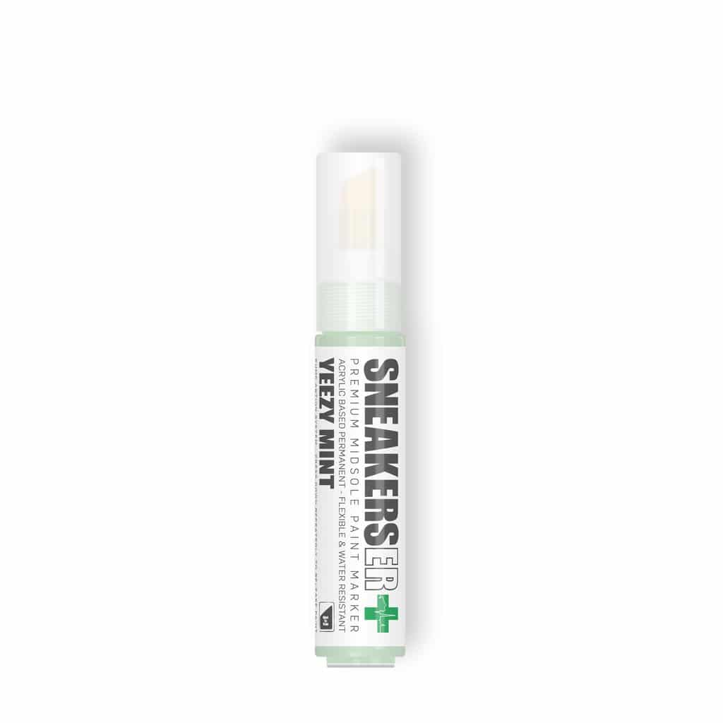 SneakersER Premium Midsole Paint Marker – 10mm Yeezy mint