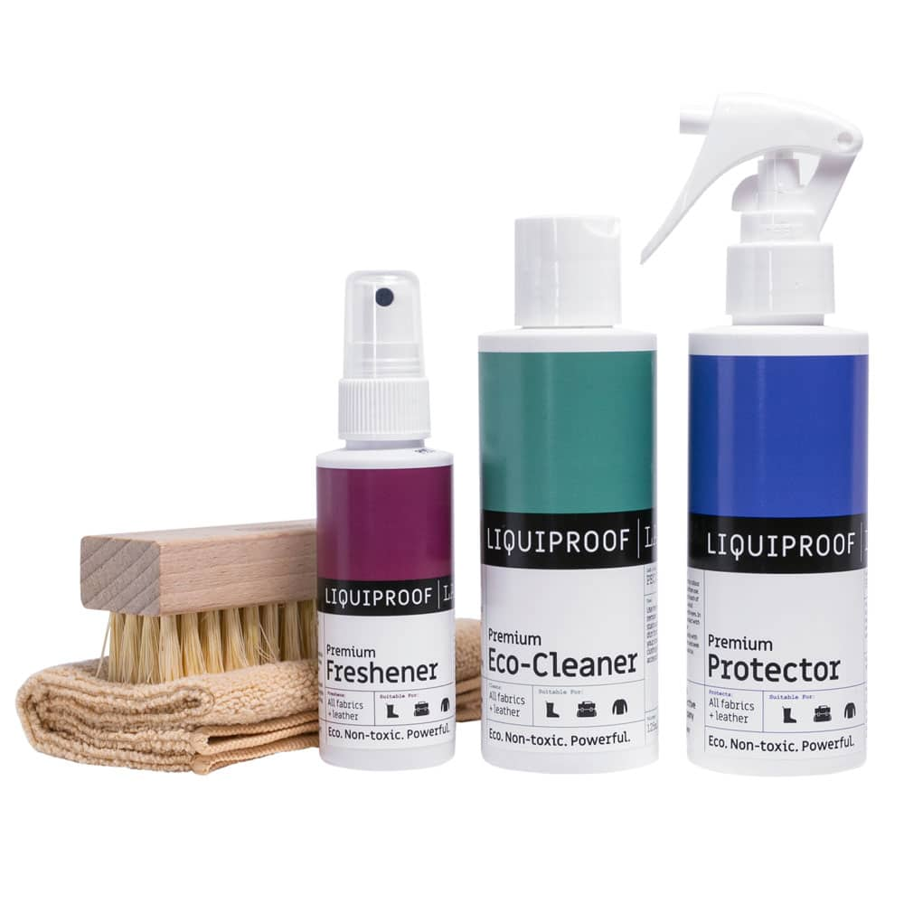 Liquiproof Clean Protect Refresh Kit 125ml