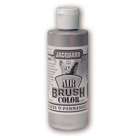 Jacquard Products - Airbrush Verf - Metallic Zilver