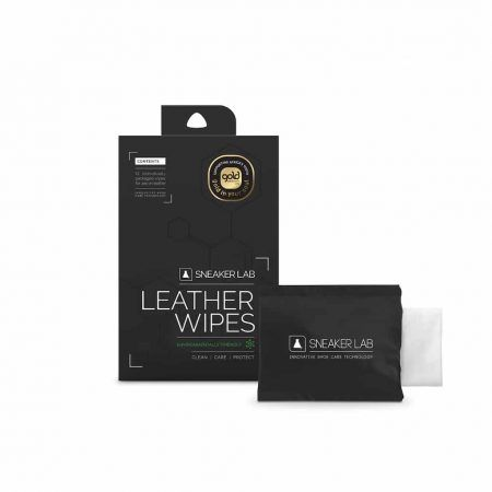 SneakerLAB - Leather Wipes - 12 stuks