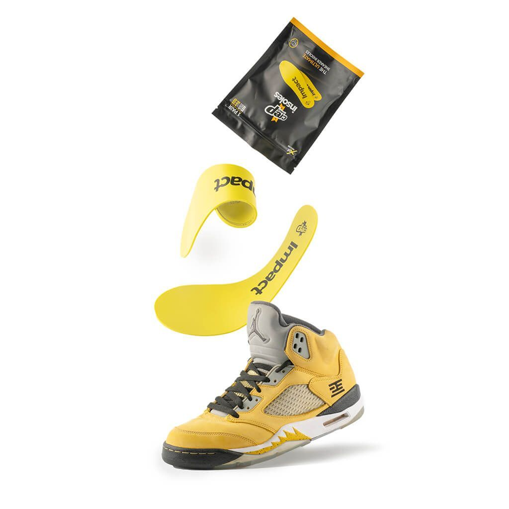 Crep Protect Ultimate Insoles - Impact